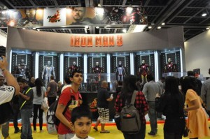 MEFCC RHWAD 2 300x199 - My First Comic Con - Middle East Film and Comic Con 2014