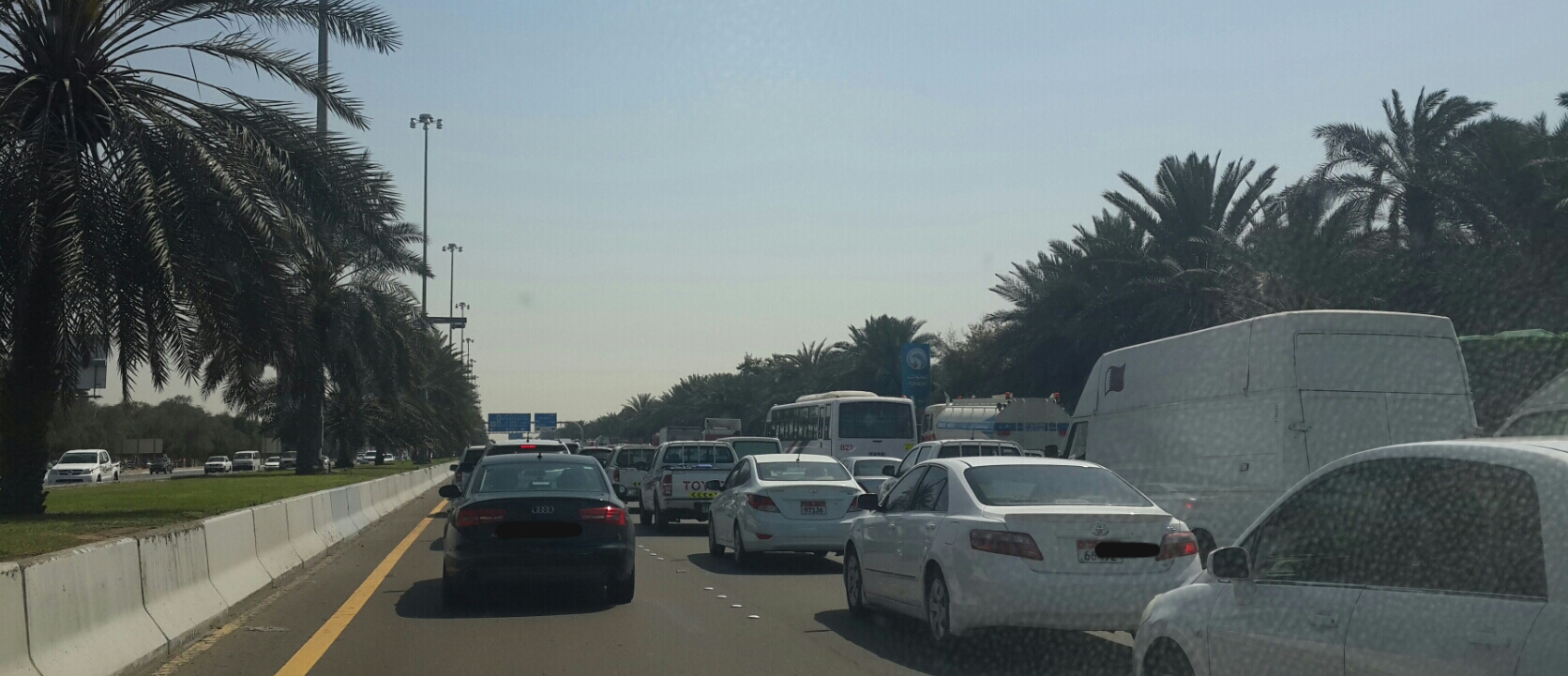 Abu Dhabi Driving