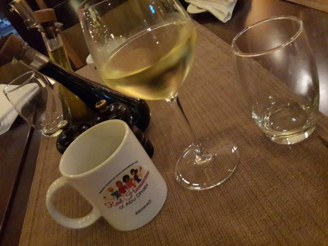 Wine and Cheese At Spaccanapoli