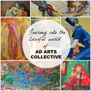 AD ARTS COllective 300x300 - Journey into the Colorful World of AD Arts Collective