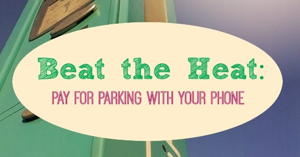 Pay for Parking with Your Phone