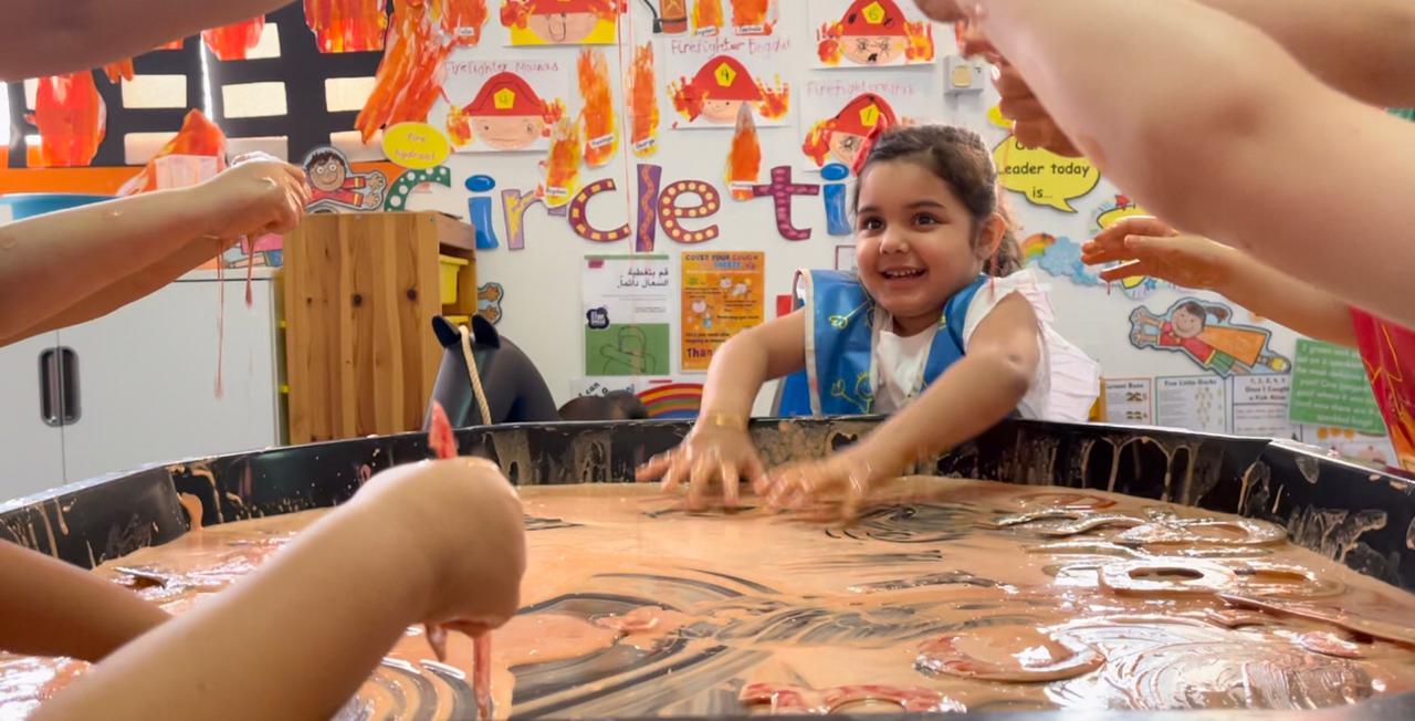 Best Nursery in Abu Dhabi - Bright Beginnings