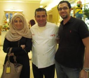 Cake Boss 300x263 - Meet Sally Elshafei - September Spotlight Lady 2014