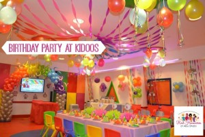 Cover Kidoos 300x200 - Birthday Party at Kidoos