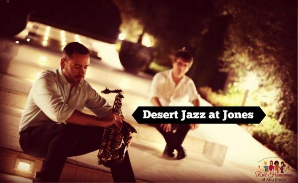 Desert Jazz at Jones