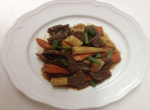 Georgette Stir Fry RHWAD 300x221 - Georgette's Szechwan Beef Stir Fry