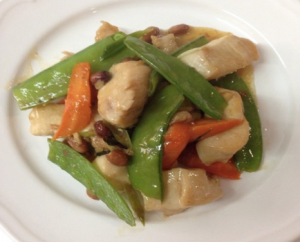Georgettes Chicken Stir Fry 300x242 - Georgette's Thai Chicken Stir Fry