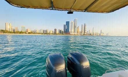 Sea Safari Cruises in Abu Dhabi 10% OFF for Housewives AD!