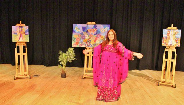 Meet Wilma Burton – November Spotlight Lady 2014