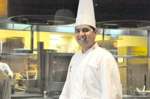 Indigo chef RHWAD118