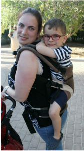 Mamis Baby Carrier RHWAD 2