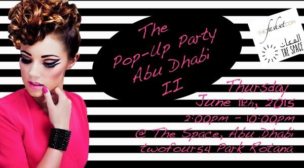 PUPAD e1433182157150 - TheFashset.com: Pop Up Party Abu Dhabi