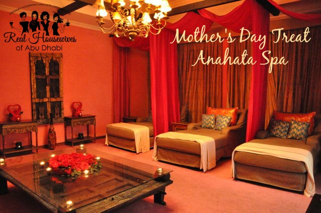Mother's Day Treat At Anahata Spa