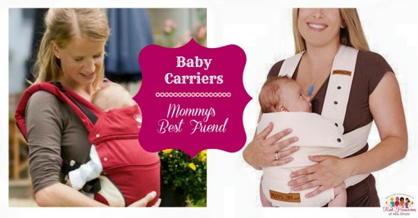 Baby Carriers – Mommy's Best Friend