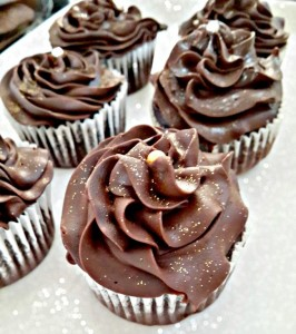 RHWAD Cupcake e1422953194999 266x300 - Chocolatey Chocolate Cupcakes