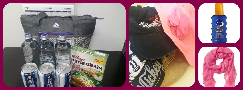 RHWAD Emergency Bag - Is Your Car Ready for This Heat?