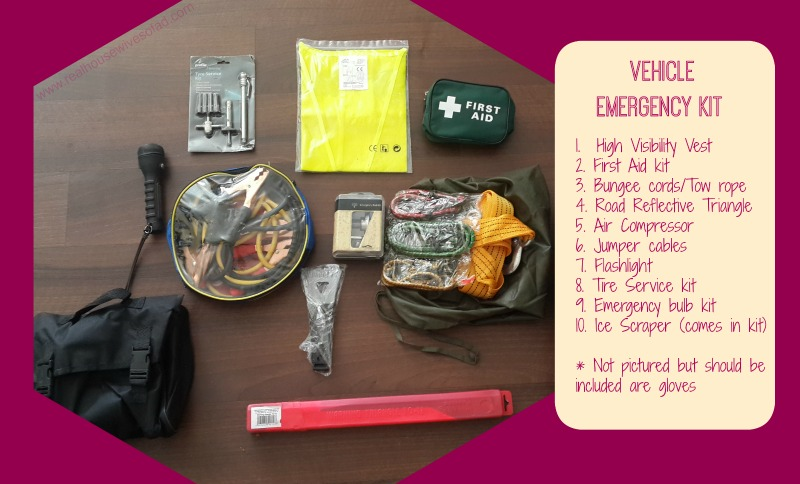 RHWAD Emergency Vehicle Kit - Is Your Car Ready for This Heat?