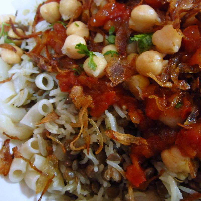 RHWAD Koshari 1 - Delicious Koshari