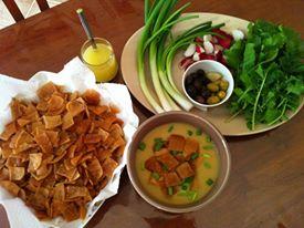 """RHWAD Lentil Soup 2 - Maei's Lentil Soup """"Shorbet Adas"""""""