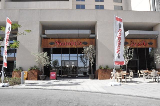 Nando's at Al Zeina