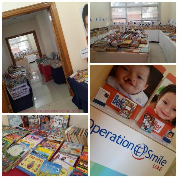 RHWAD OP Smile UAE - Bargain Books at Smile Cafe