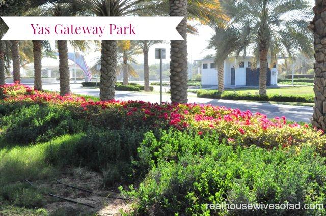 A Hidden Haven – Yas Gateway Park