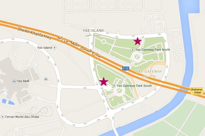 RHWAD Yas Gateway Park1 - A Hidden Haven - Yas Gateway Park