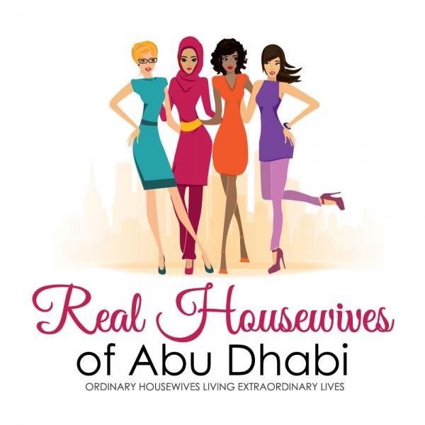 Real Housewives of Abu Dhabi – Feb 2015