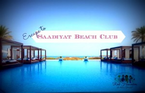 Saadiyat Beach Club 300x192 - Escape to Saadiyat Beach Club