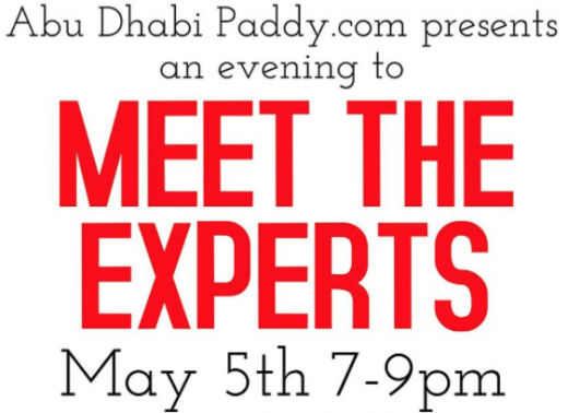 Meet the Experts Night