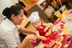 Sheraton Abu Dhabi launches new Pizza Bambini experience for children 300x200 - La Mamma's Pizza Bambini