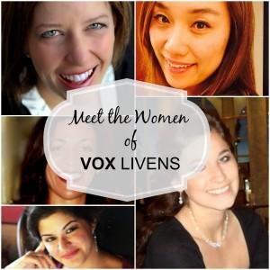 Vox Liven Cover 600 300x300 - Meet the Women of VOX LIVENS