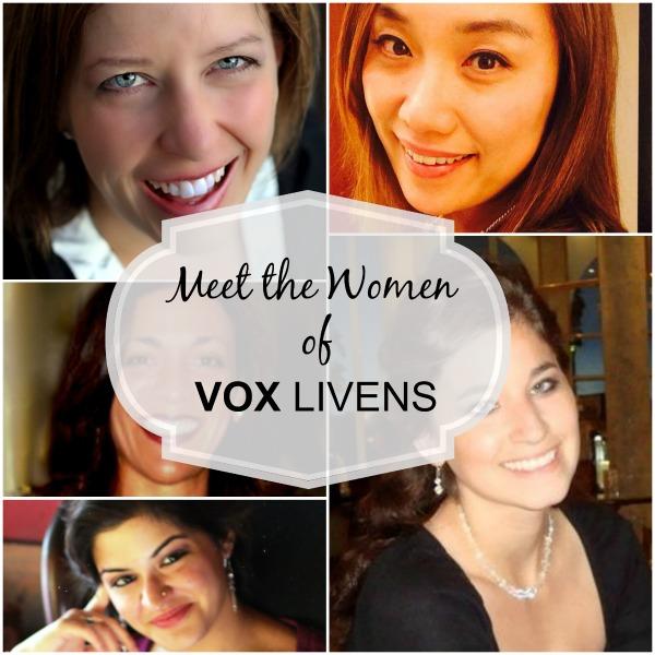 Meet the Women of VOX LIVENS