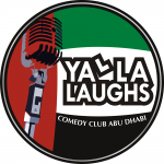 Yalla laughs logo 150x150 - Events Around Town: November 2015