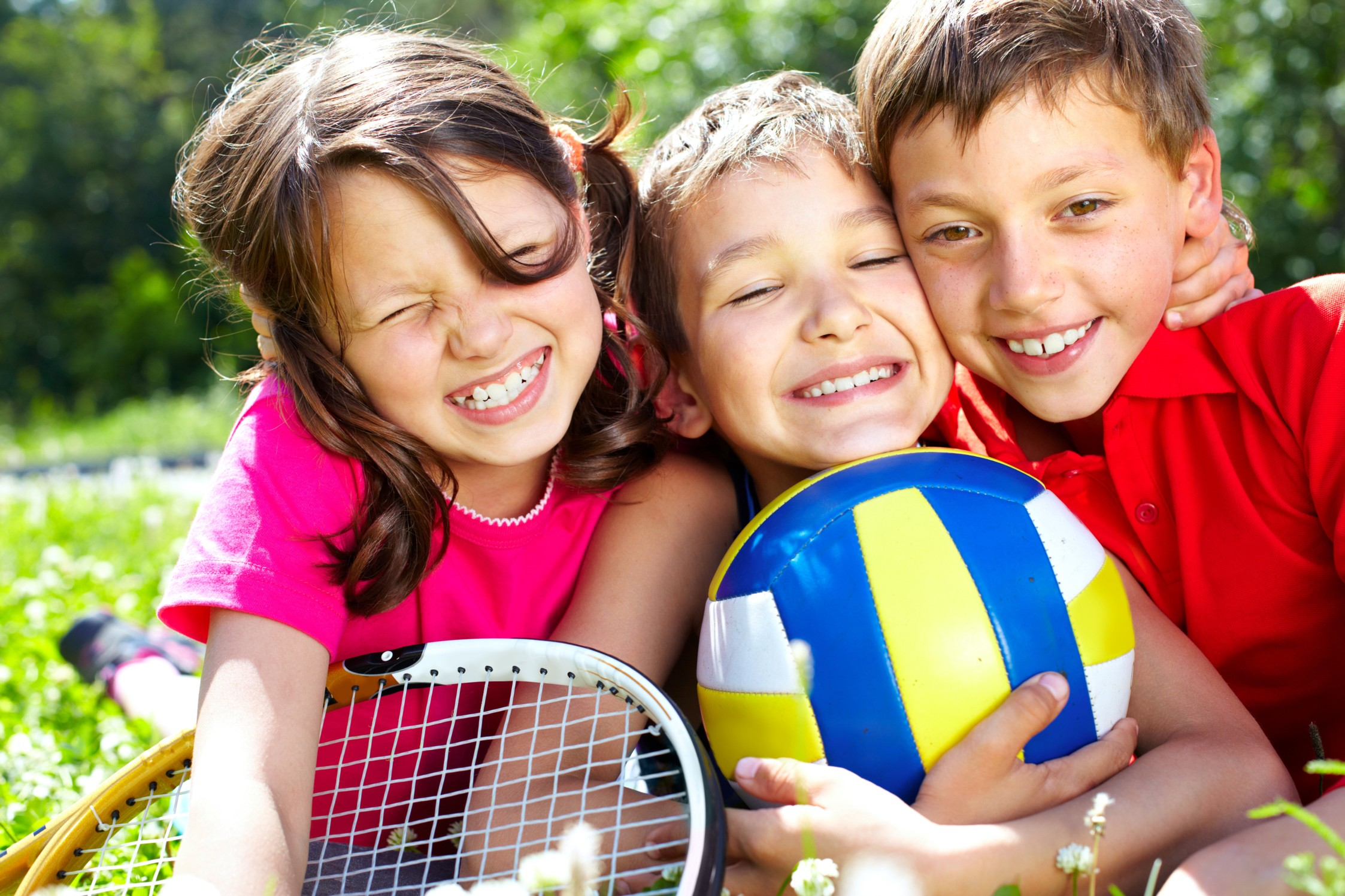 camp - Keep Kids Active at Beach Rotana