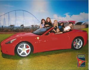 ferraripic 300x239 - Ferrari World Through the Eyes of