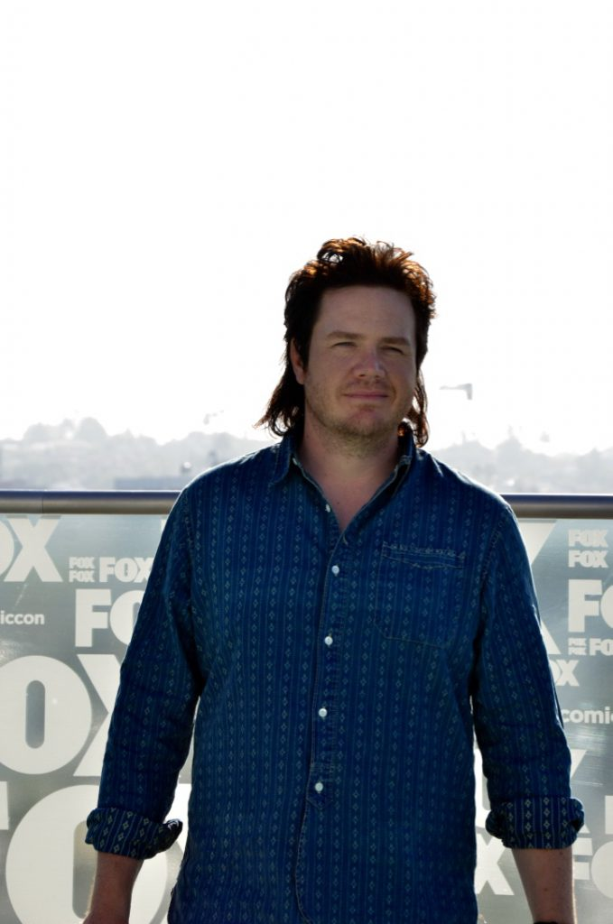 The Walking Dead's Josh McDermitt Coming to Middle East Comic Con